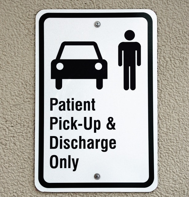 For non emergencies our Durham taxis drop you off at the hospital