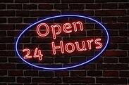 Durham taxis are available 24 hours of the day